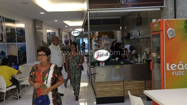 Quiosque Montado – Shopping Ipanema Mall – Cabo Frio
