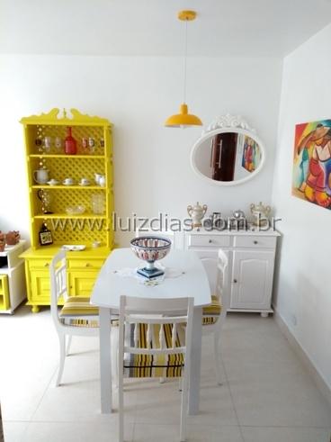 Apartamento – 1 Quarto – Algodoal – Cabo Frio – RJ