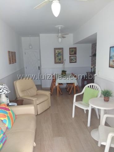 Apartamento 2 Quartos – Centro/ Praia do Forte – Cabo Frio – RJ